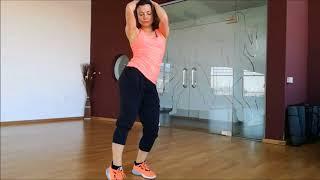 Mi mala (Mau y Ricky, Karol G) - Zumba fitness Choreography