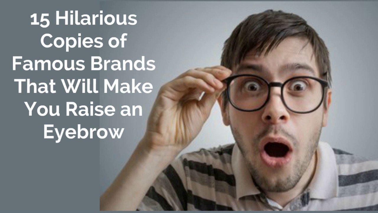 15 Hilarious Copies of Famous Brands That Will Make You ...