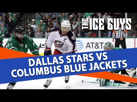 Dallas Stars vs Columbus Blue Jackets | The Ice Guys | NHL Picks