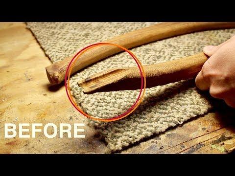 Vintage Furniture Restoration | Part 1 - Repairing A Broken Leg