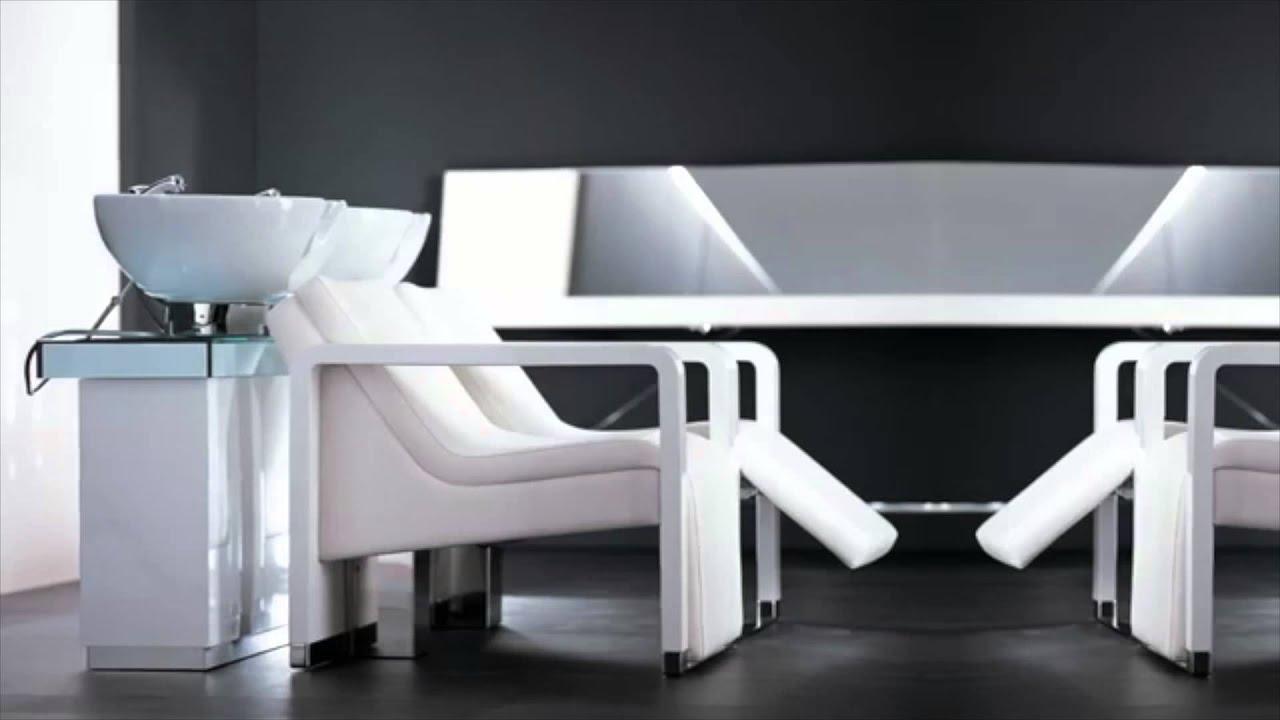 Muebles para salones de belleza y ms  YouTube