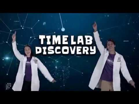 Time Lab Discovery | Theme Song