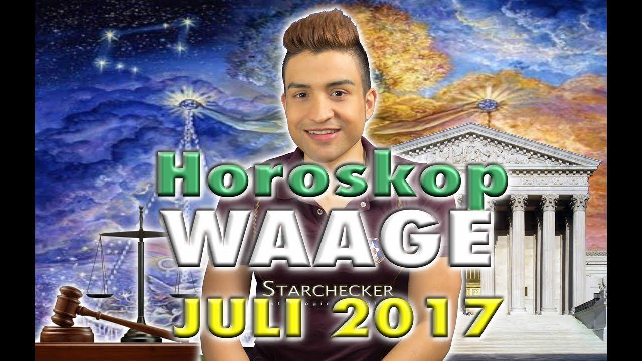 Waage Horoskop Com