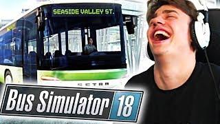 Die besten Busfahrer Brandenburgs 🚍 | Bus Simulator 18 | Papaplatte