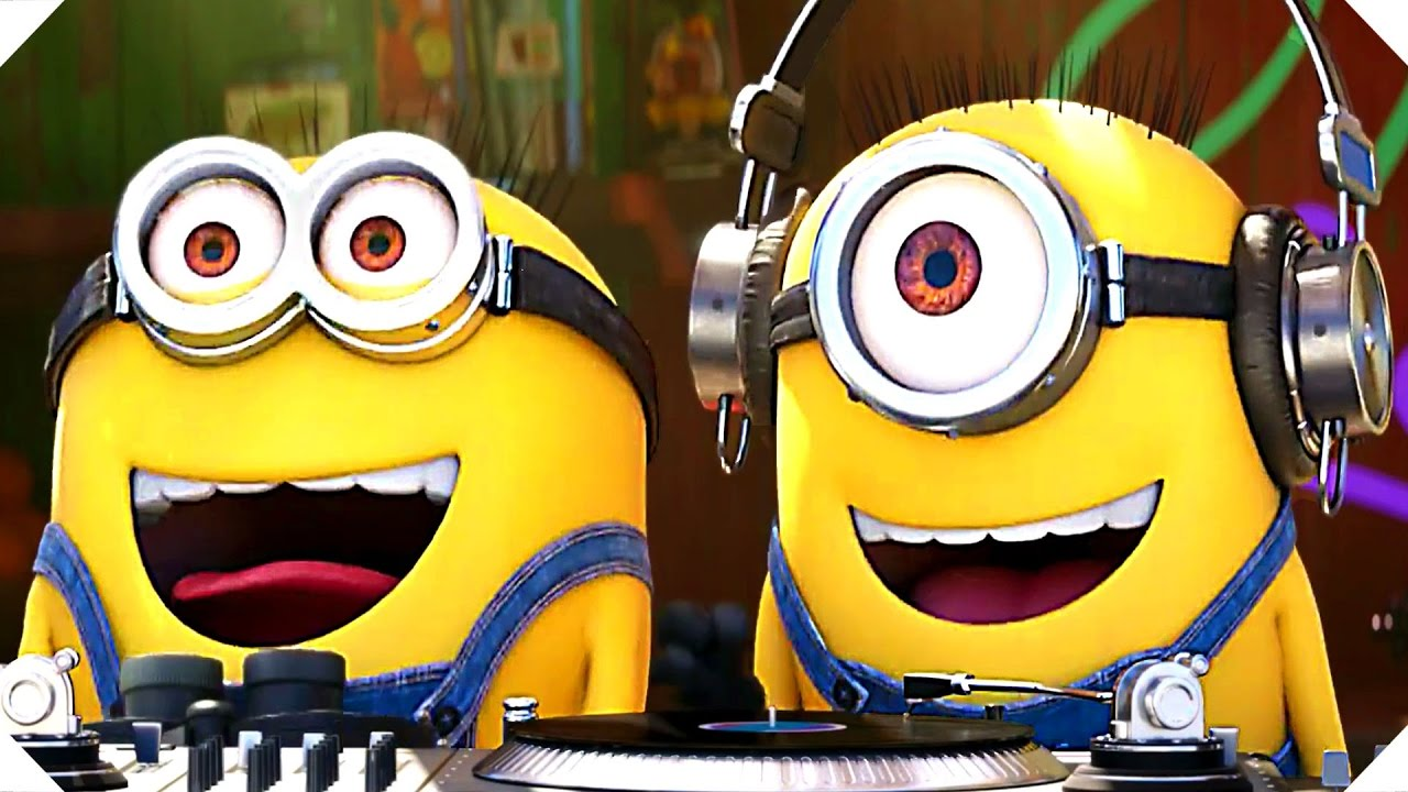 Moi moche et mechant 3 bande annonce vf animation minions 2017 youtube - Mechant minion ...