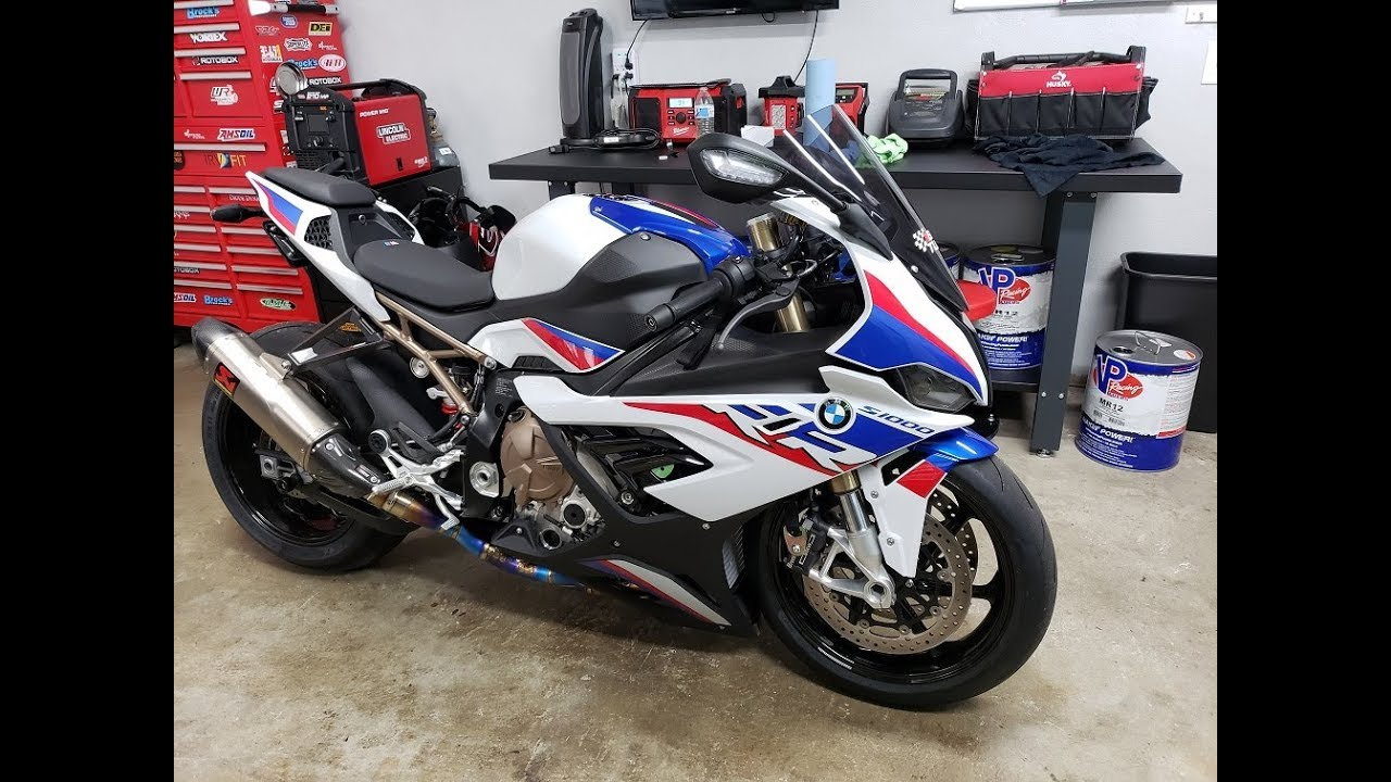 Bmw S1000rr 2020 Tuning