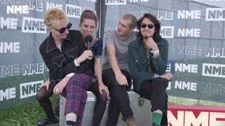 Wolf Alice On How They Wrote 'You're A Germ'