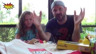 LEGO Haul from Florida LEGO Stores & LEGOLAND - Your Creative Friends (YCF) 2013