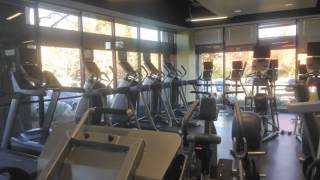 Take a tour of Applied Materials corporate fitness center