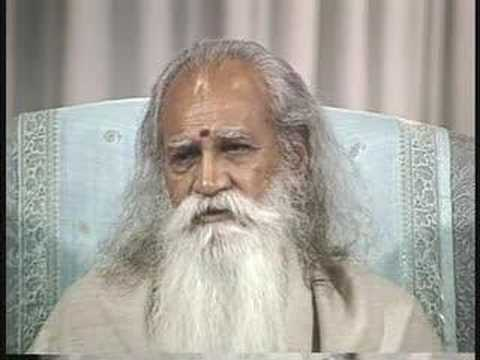 Be Part of the Solution : Sri Swami Satchidananda (Integral Yoga)