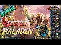 Secret Paladin Deck Guide | Rastakhan's Rumble | Hearthstone