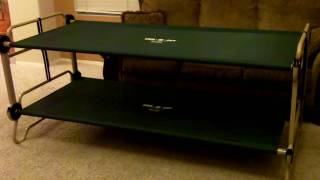Disc-o-bed Cam-o-bunk Sleeping System