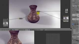 Уроки по Blender.Урок 3-2. Создание объекта. Ваза. Tutorial 3-2.