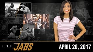PBC Jabs: April 20, 2017