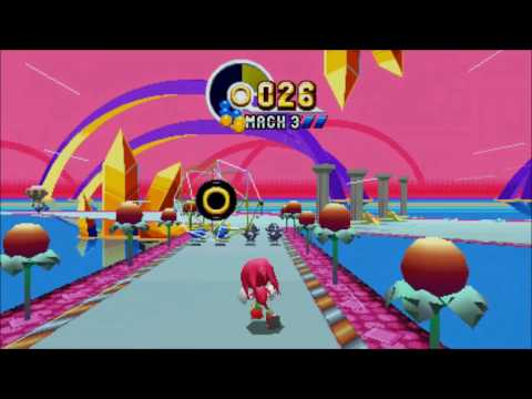Hands-on: Sonic Mania's special stages continue the
