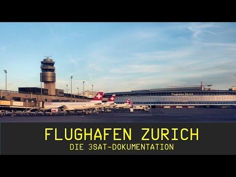Die Geheimnisse des Flughafens Zürich ✈ DOKU 2013 - SCHWEIZWEIT