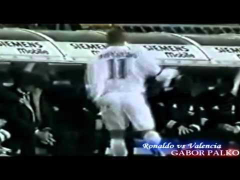Ronaldo Goals Collection //January 5, 2003//