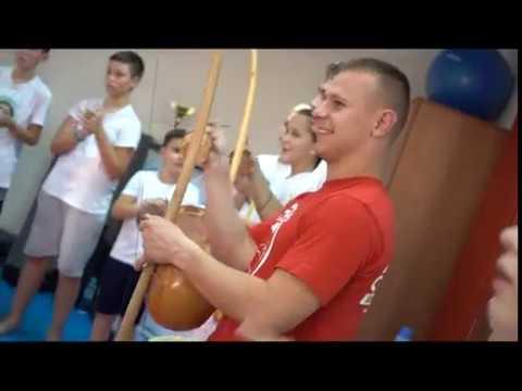 День Рождения тренеров в Grupo AXE Capoeira Belgorod