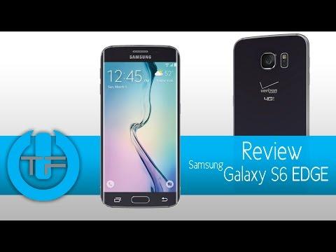 Samsung Galaxy S 6 Edge Review Vale la pena la curvatura