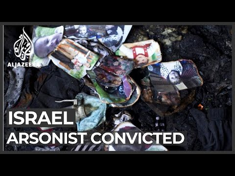 Jewish Settler Convicted In Arson Attack That Killed Palestinians