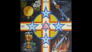Back to Basics: Lesser Ritual of the Pentagram LBRP, LIRP, Circle Casting Creating Sacred Space