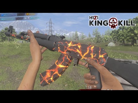 ONE OF MY BEST GAMES EVER! - H1Z1 King of the Kill Gameplay
