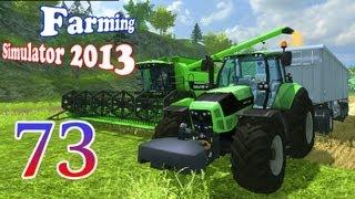 �������� ���� Farming Simulator 2013 ч73 - Только работа, только хардкор ������