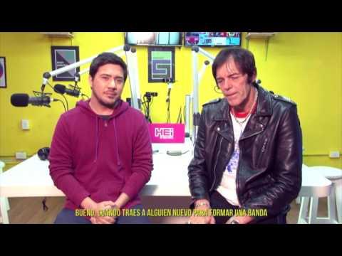Entrevista a Richie Ramone #TrendHEi