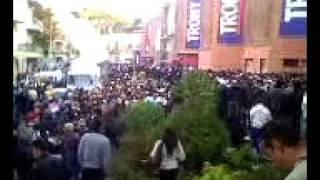Trony Roma 27/10/2011 (un'ora e mezza prima dell'apertura)