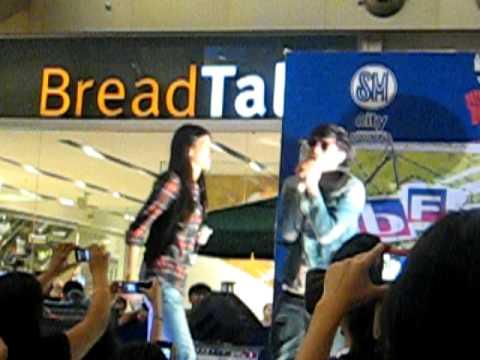 bfgf mall tour june 12,2010 at sm marikina