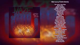 Maze featuring Frankie Beverly [HD] with Playlist