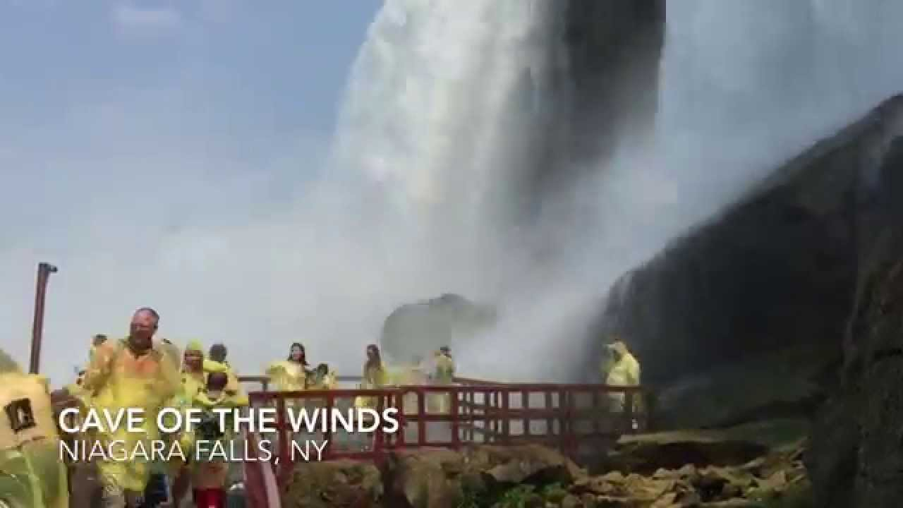 Cave of the Winds, Niagara Falls, NY - YouTube