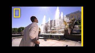 This Russian Palace is Home to 150 Fountains | National Geographic