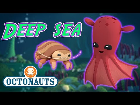 Octonauts - Deep Sea Creatures | Cartoons For Kids | Underwater Sea Education