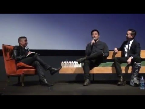 CAAMFest 2016 - 'Master of None' Panel with Alan Yang & Kelvin Yu
