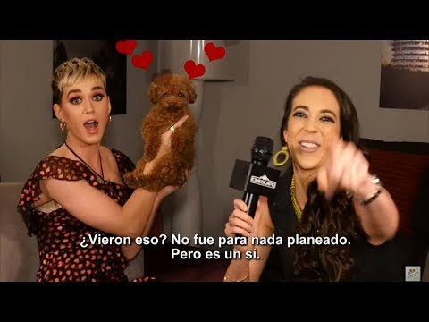 Exclusivo: Entrevista a Katy Perry