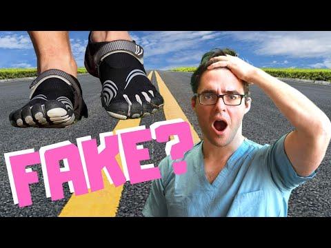 Are Barefoot Running Shoe Benefits FAKE? [2020 Update]