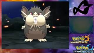 Completing The 1st Trial Pokemon Ultra Sun & Ultra Moon