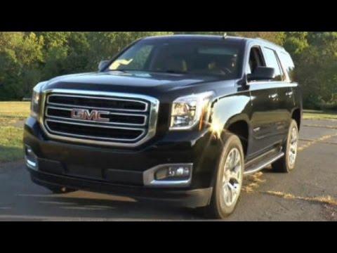 2015 GMC Yukon SLT Test Drive Video Review