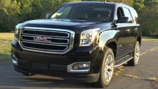 2015 GMC Yukon SLT Test Drive Video Review