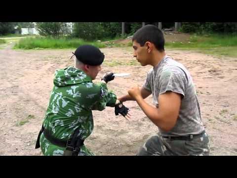 Russian Spetsnaz спецназ vs US Marine