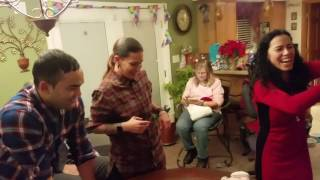 Opening Of The Christmas Present Game