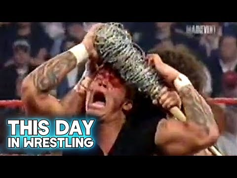 This Day In Wrestling: Randy Orton Becomes A Man (April 18th)