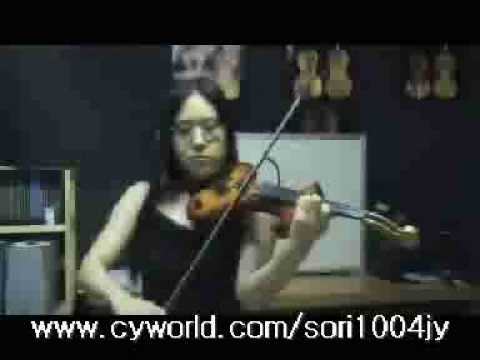 concerto for 2 violins 1st movement 1st violin Bach sori1004jy