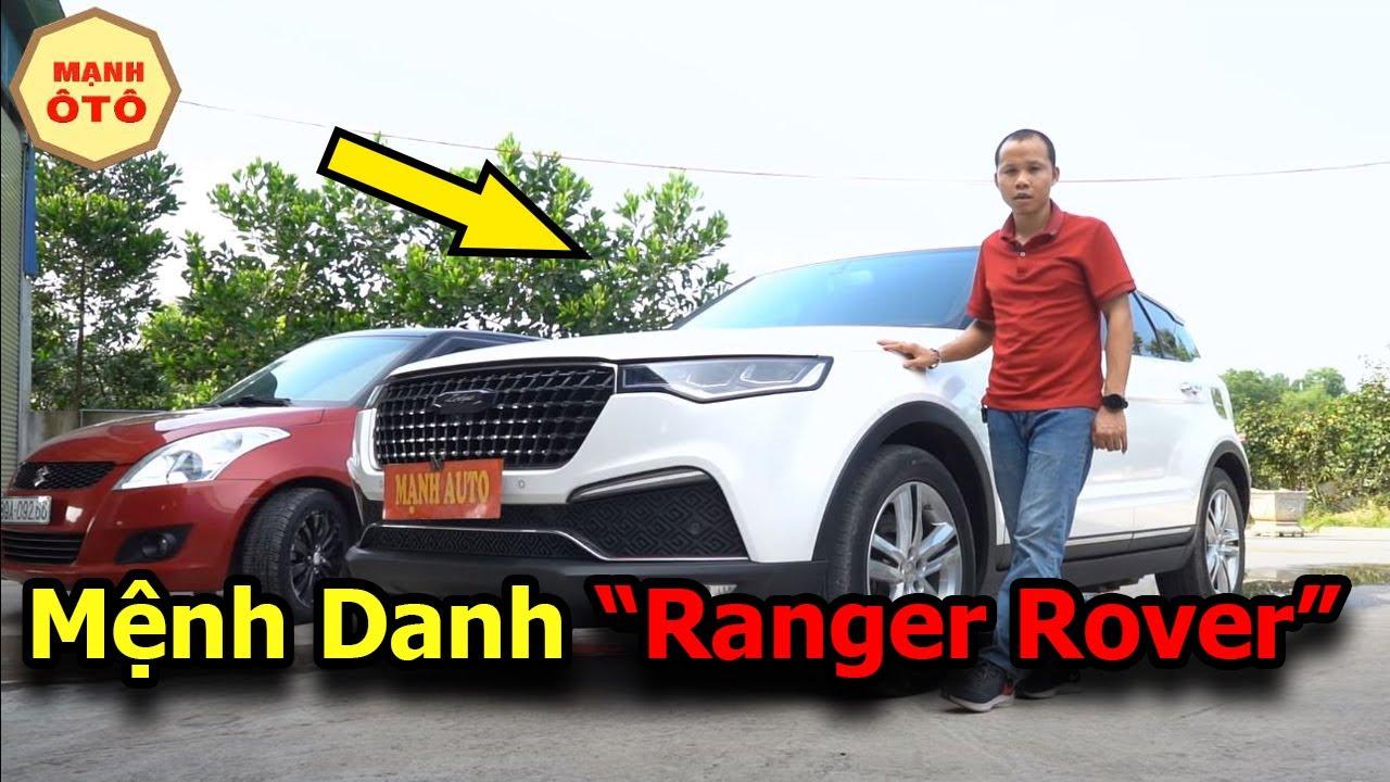 """Quá Rẻ Để Sở Hữu Xế Khủng Mệnh Danh Là  """"Range Rover"""" TQ - Mạnh Ô T ô"""