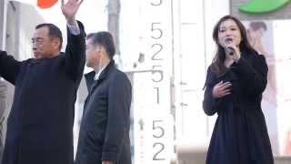 2014年1月16日の新橋駅前での田母神俊雄応援演説より抜粋。 応援...