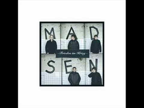 Madsen - Verschwende dich nicht (live)