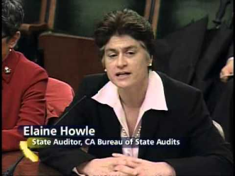 Joint Legislative Audit Committee: Federal Stimulus 1/20/2010