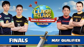 World Championship - May Qualifier - Finals - Clash of Clans