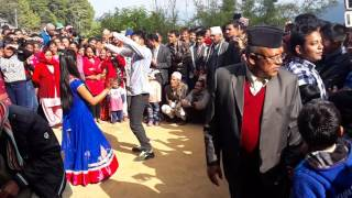 Nuwakot jiling ko keta ko panche baja ko dance